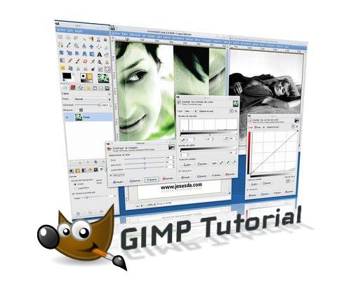 TUTORIAL de DISEÑO GRÁFICO con GIMP