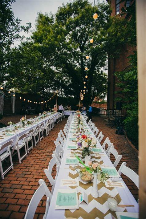 Modern Vintage Wedding in Columbus, Ohio   Junebug Weddings