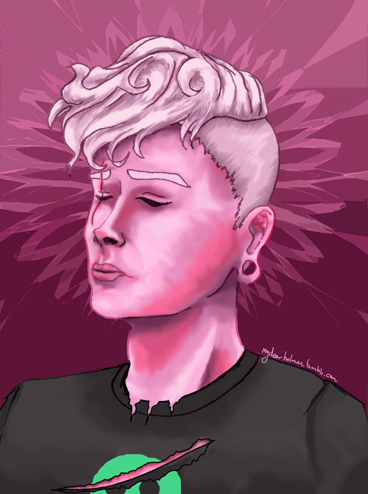Pink Lars - Steven Universe