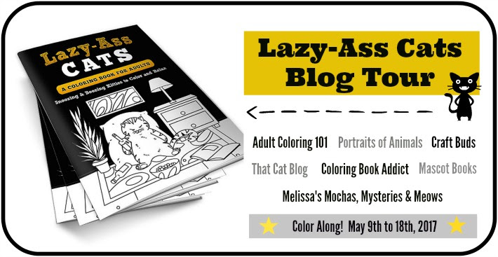 Lazy-Ass Cats Blog Tour