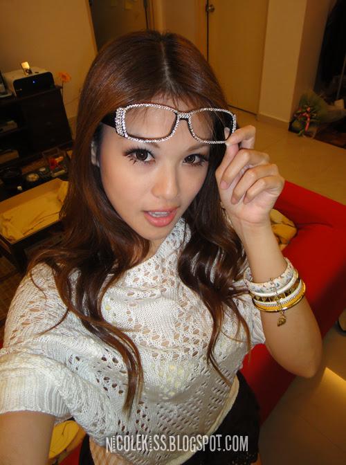 glasses up