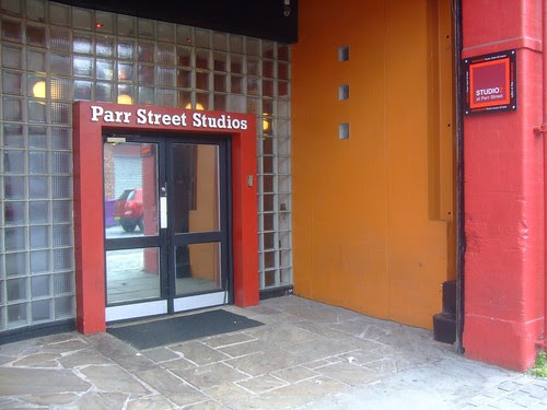 Parr Street Studios.  Which includes Studio2 and 3345.