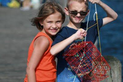 Crabbing in NJ