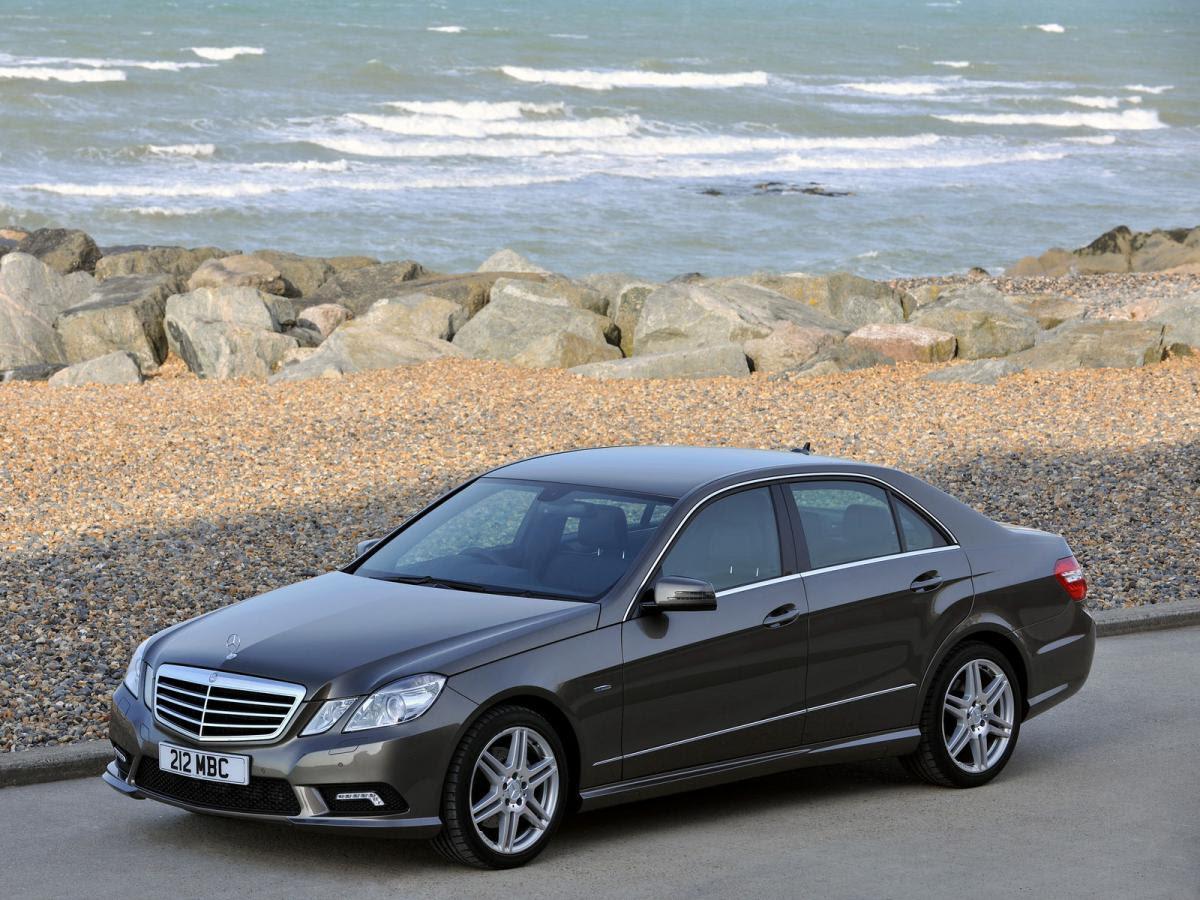 Mercedes-Benz E-class (W212) E 350 CGI (292 HP) 7G-Tronic