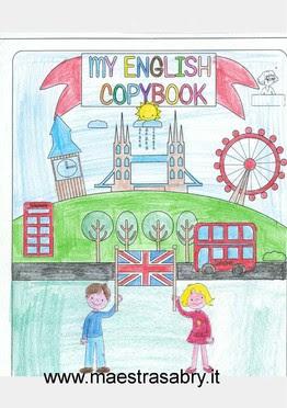 Quaderni Di Inglese Maestrasabry