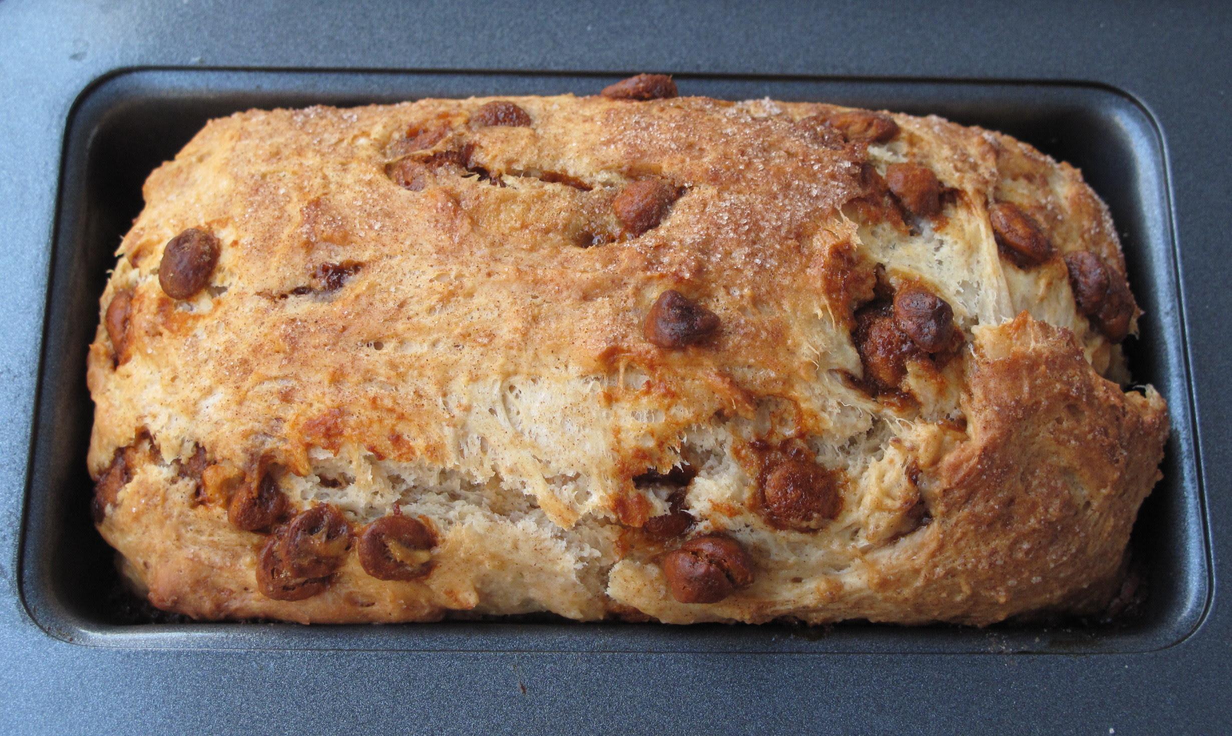 Easy Cinnamon Bread - The Monday Box