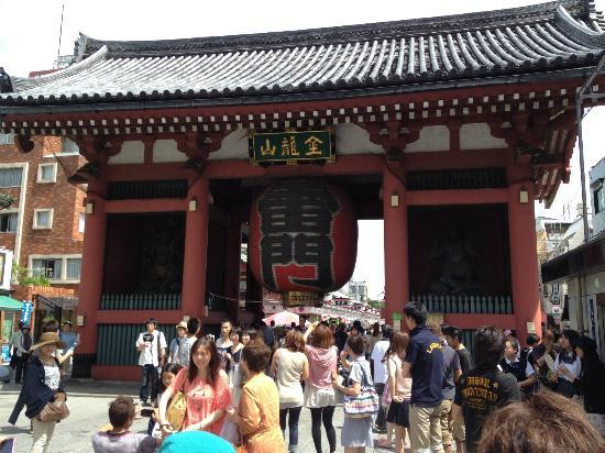 Photos of Asakusa, Taito
