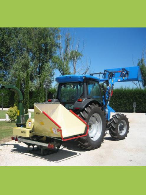 Trattori agricoli usati macchine biotrituratore a scoppio for Trincia zanon prezzi