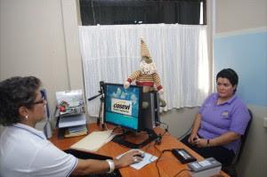 Los centros contarán con un espacio capacitado para realizar la prueba y cámaras de vigilancia.