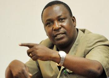 Dr.Charles John Tizeba-Waziri mpya Wa Kilimo,Uvuvi na Mifugo