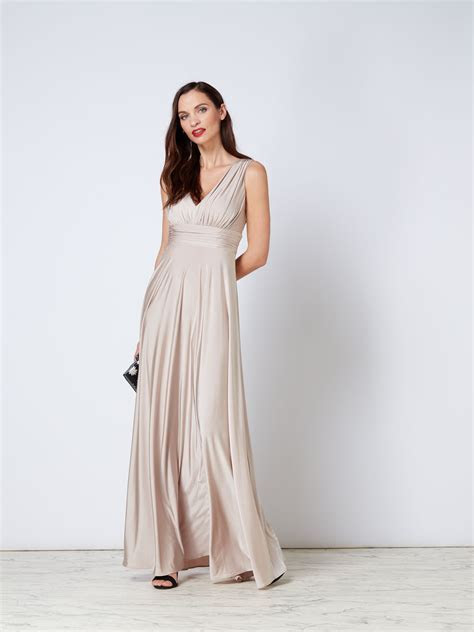 This flattering bridesmaid dress from one of Catherine's