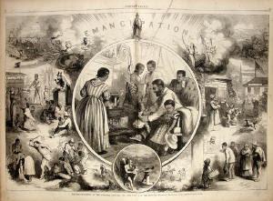 Slave Family Emancipated