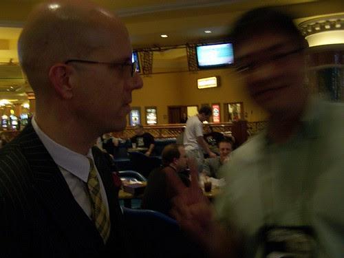 TAM 233 - Geo and blurry guy