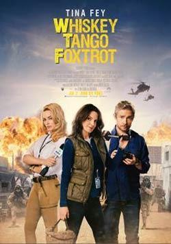 Whiskey Tango Foxtrot Filmplakat