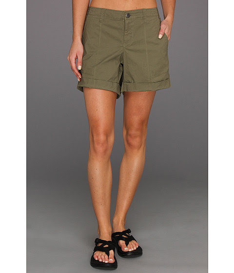 Cheap Mountain Hardwear Wanderland Short Stone Green