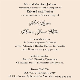 Samples Of Wedding Invitation Cards Wordings
