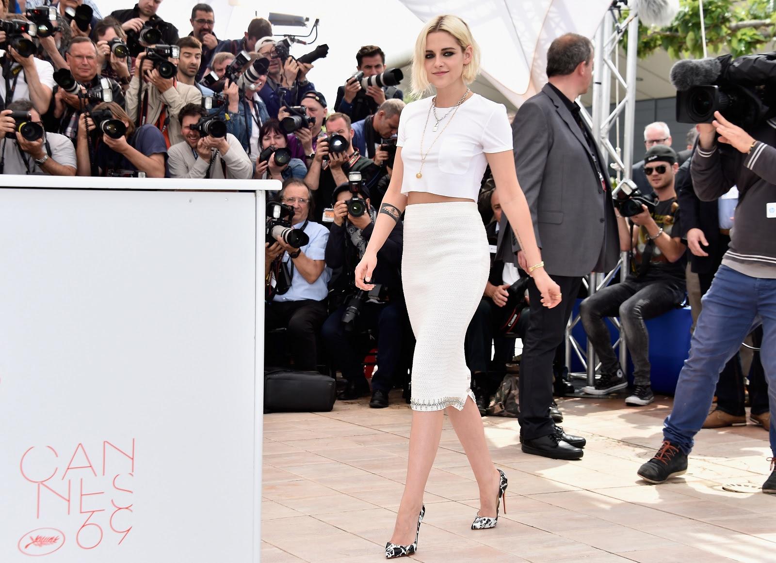 "Kristen Stewart também participa de ""Café Society"""