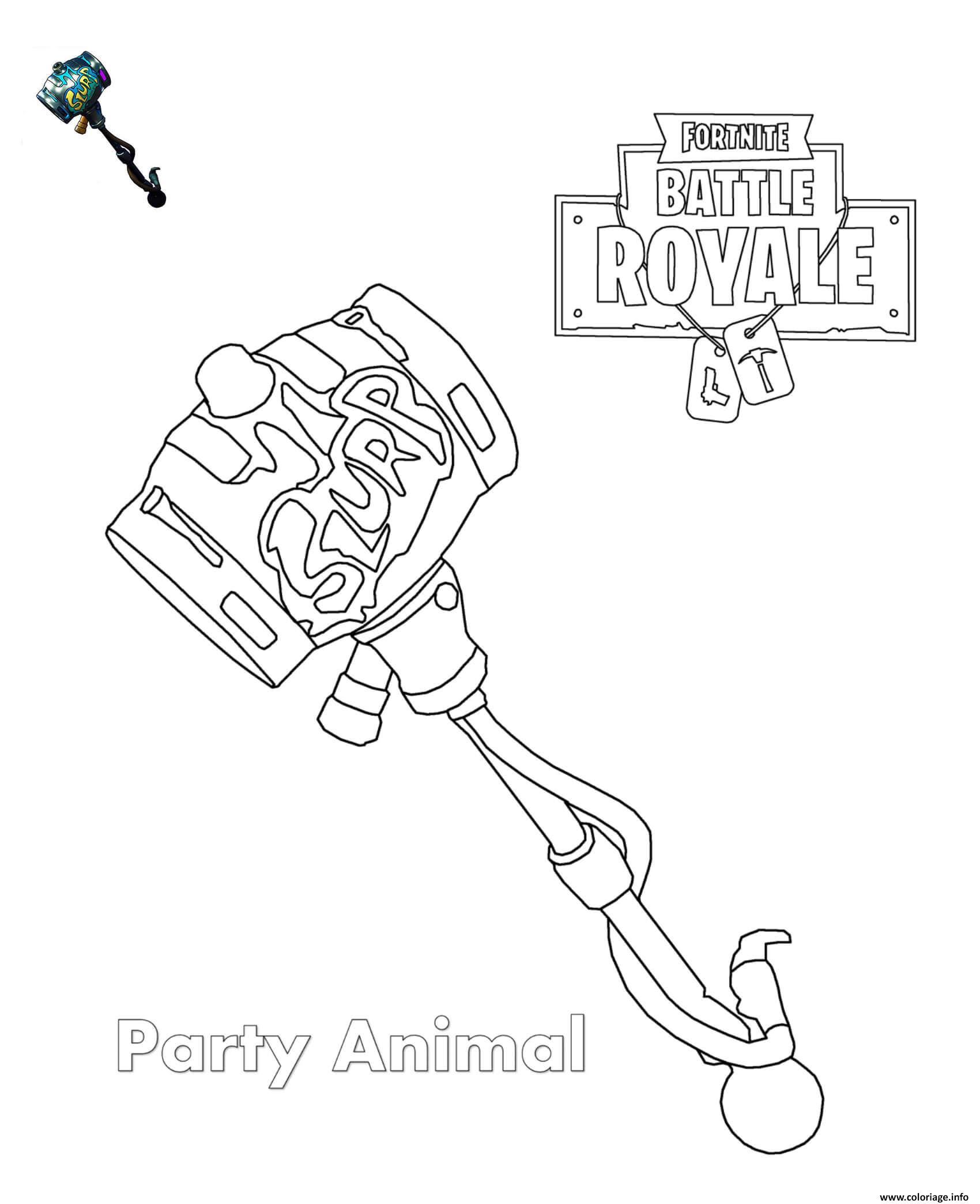 Dibujos De Fortnite Para Colorear Temporada 9 Fortnite