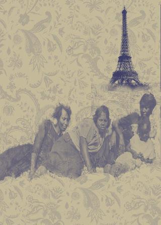 Lena in Paris