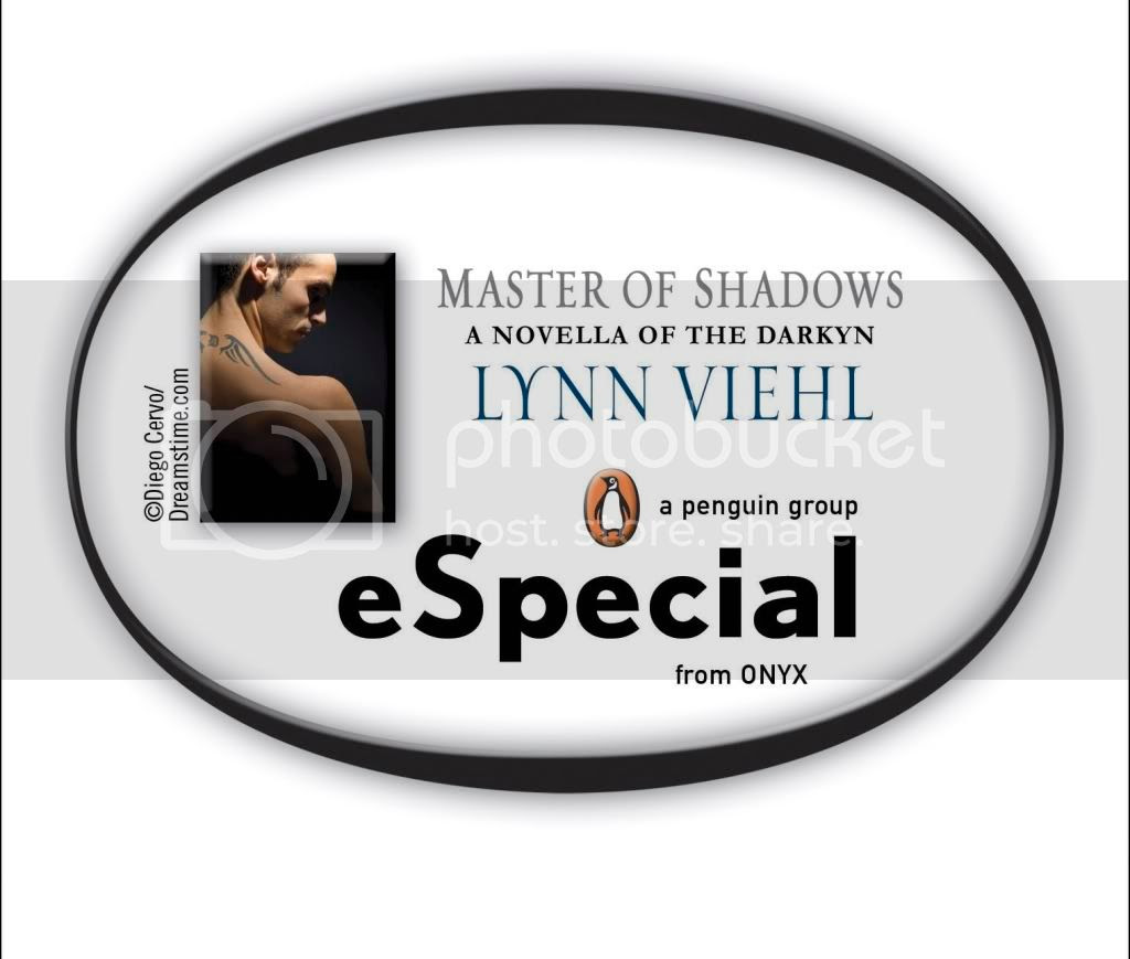 Master of Shadows, a novella of the Darkyn by Lynn Viehl, to be released December 10, 2008