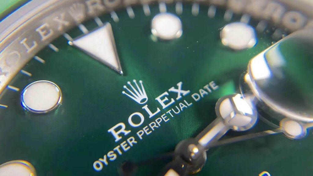 ZZF Rolex Submariner Dial Printing