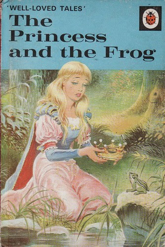 princess-and-the-frog-ladybird-books-well-loved-tales-matt-1975-