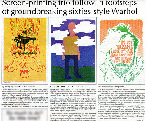 Shetland Times - Fri 3rd June 2011 by silkeybeto