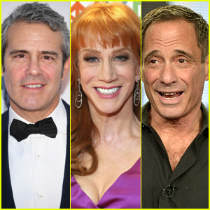 Kathy Griffin Slams Andy Cohen & Harvey Levin, Says They 'Live to Take Women Down'
