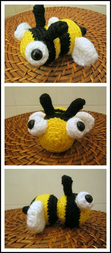Burnie the bee