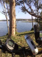 Lake Samsonvale via MTB