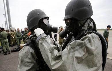 Ανακοίνωση «γρίφος» των ΗΠΑ για Συρία, χημικά & Άσαντ