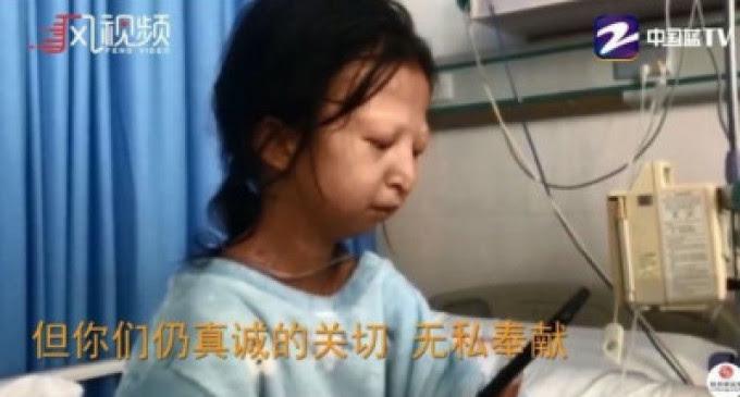 சினாவில் வறுமையால் இறந்த இளம்பெண்: மக்கள் கோபத்தை தூண்டிய மரணம்