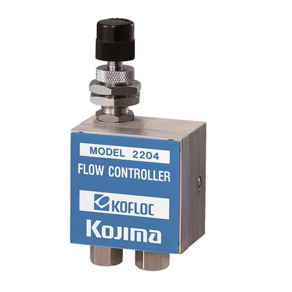 Variable Primary Pressure Flow Controller
