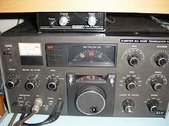 Very rare KLM RJX-661 All Mode 50MHz Transceiver: