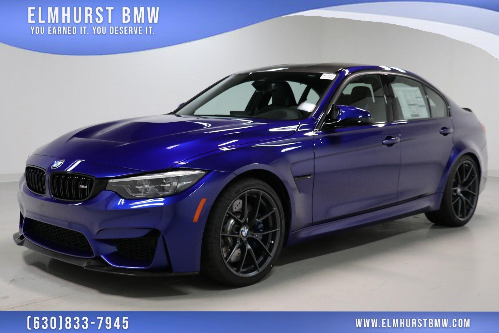 New 2018 Bmw M3 Cs 4dr Car In Elmhurst B8455 Elmhurst Auto Group