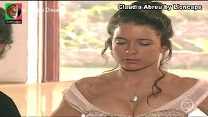 Claudia Abreu sensual na novela Força de um desejo