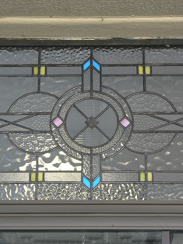 Leadlight Window, Leeton