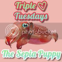 The Sepia Puppy