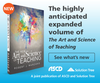 The New Art and Science of Teaching by Robert J. Marzano