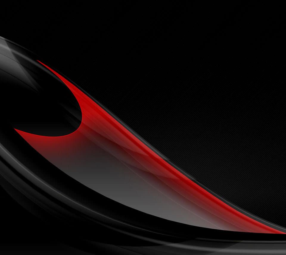 黒と赤 Androidスマホ用壁紙 Wallpaperbox