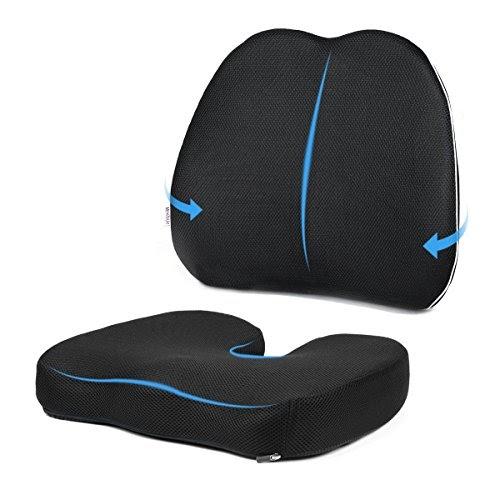 Prezzi Cuscino sedia mal di schiena Tutto Pilates