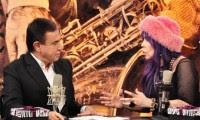 Baby do Brasil fala de seu testemunho no programa Amaury Jr