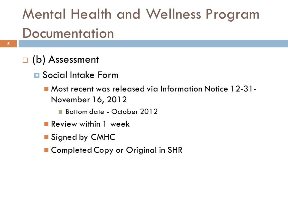 Mental Health Documentation Authors And Disclosures Mental Health Tips