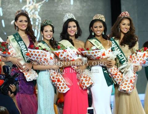 Jamie Herrell is Miss Philippines Earth 2014