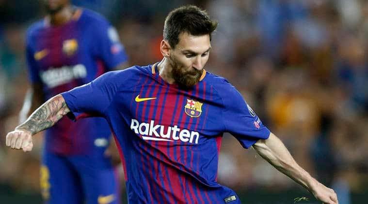 Champions League: Barcelona beat Juventus 3-0 at the Camp ...