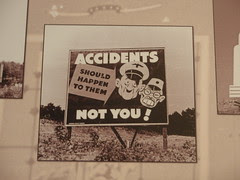 Don't Have Accidents!