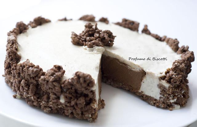 Variazione di Cioccolati in Pralinato Croccante