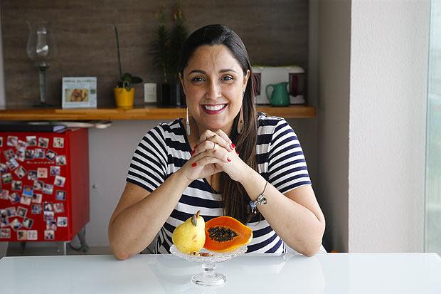 A psicóloga Tatiana Borges, 34, perdeu 2,5 kg em um mês controlando o índice glicêmico da dieta