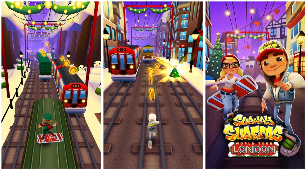 Subway Surfers - Windows Phone - Free