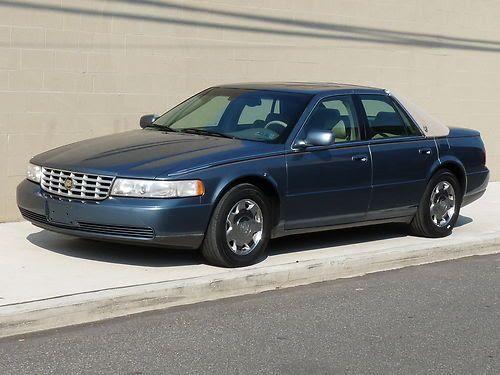 Purchase used Beautiful 1999 Cadillac Seville SLS Sedan ...